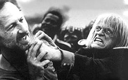 Aguirre, la cólera de Dios (1973) de Werner Herzog. Alemania Federal.