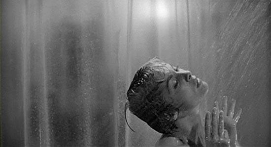 Psicosis (1960) de Alfred Hitchcock. USA