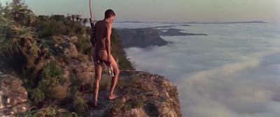 Los dioses deben estar locos (1980) de Jamie Uys. Sudáfrica.