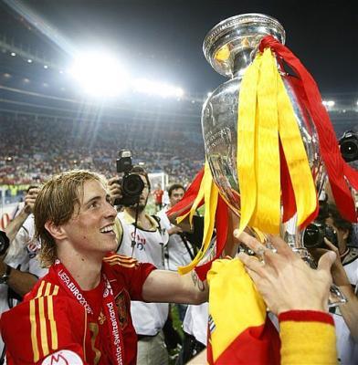 España 1 Alemania 0. Final Euro2008.