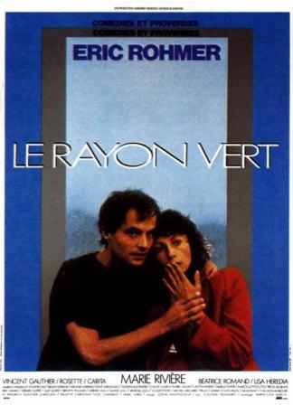El rayo verde (1986) de Eric Rohmer. Francia.