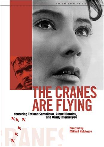 Cuando pasan las cigüeñas (the cranes are flying) de Mikhail Kalatozov (1957) URSS.