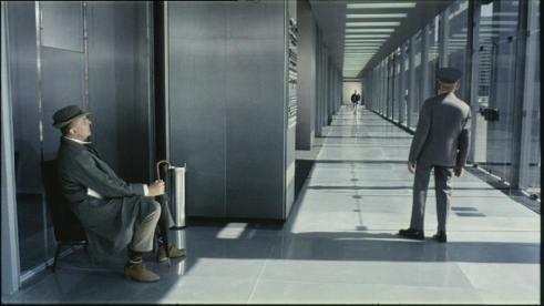 Playtime (1967) de Jacques Tati. Francia.
