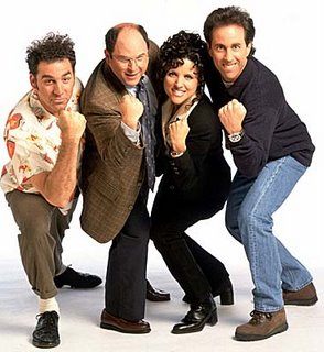 Seinfeld (1989-1999). Jerry Seinfeld. USA.