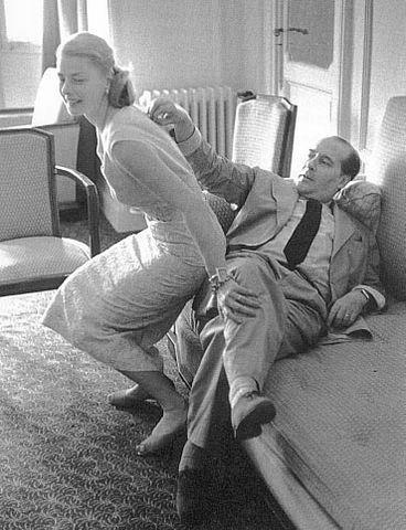 Te querré siempre (1954) de Roberto Rossellini. Italia.