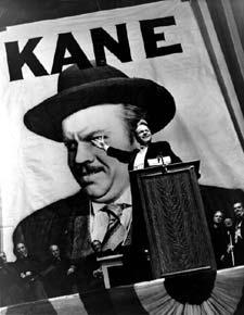 Ciudadano Kane (1941) de Orson Wellws. USA.