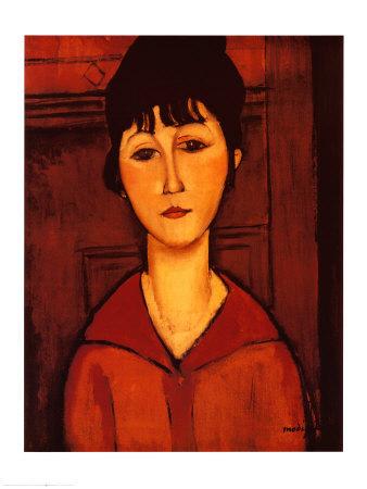 Amedeo Modigliani (Livorno 1884- París 1920).