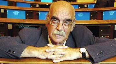 José Antonio Labordeta e Ixo Rai.